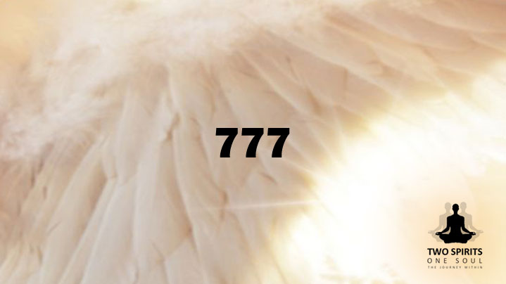 Angel Number 777 | Two Spirits, One Soul-The Journey Within