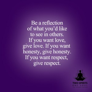 be-a-reflection