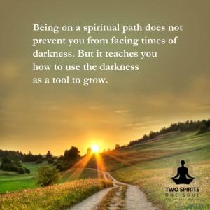 being-on-a-spiritual-path