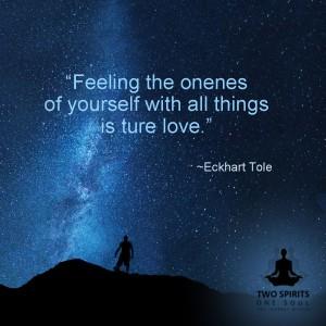 feeling-to-oneness