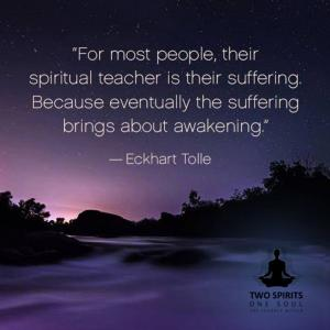for-most-people-their-spiritual-teacher-is-there-suffering
