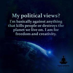 my-political-views