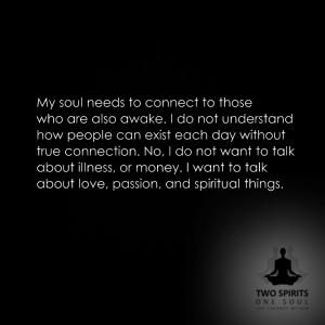 my-soul-needs-to-connect