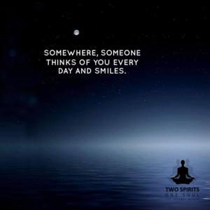 somewhere,-someone
