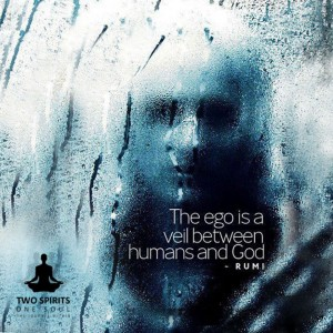 the-ego-is-the-veil-between-humans-and-god
